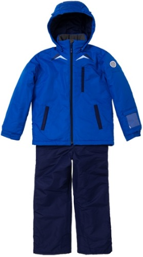 [18/19] 아동 스키복 JUNIOR SUIT BLUE-NAVY
